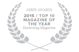 e.Republic's Government Technology magazine won the Maggie awards 2013 Best Non-Paid Trade