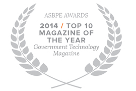 e.Republic's GOVERNING magazine won the Neal Award 2011
