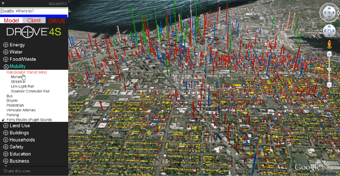 Open Data Visualization Tool Challenges Traditional GIS