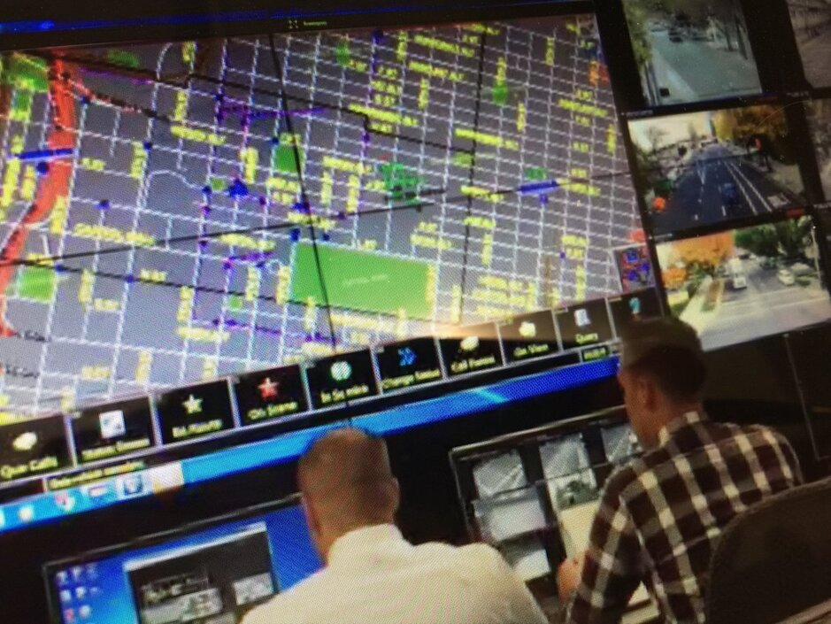 Sacramento, Calif., Police Launch Real-Time