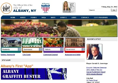 Albany-NY-New-Website-Screenshot