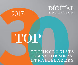 CDE Top 30 Technologists, Transformers, and Trailblazers in Education