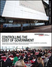 Controlling the Cost of Government