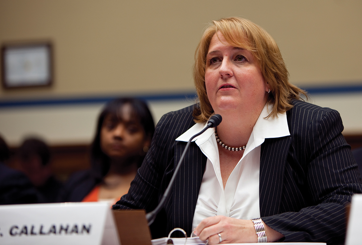 Mary Ellen Callahan, former chief privacy officer, U.S. Department of Homeland Security