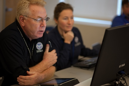 FEMA+Federal+Coordinating+Officer+Michael+Byrne+answers+Hurricane+Sandy+disaster+questions+