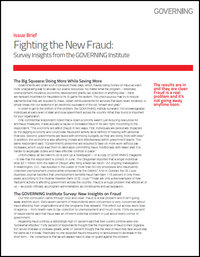 Fighting the New Fraud