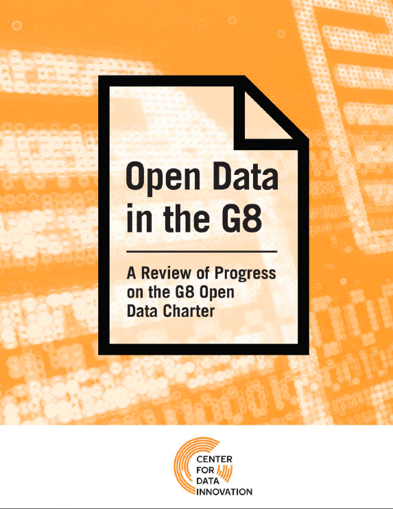 Open Data in the G8