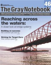 Washington State's Gray Notebook