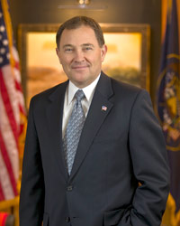 The Honorable Gary Herbert