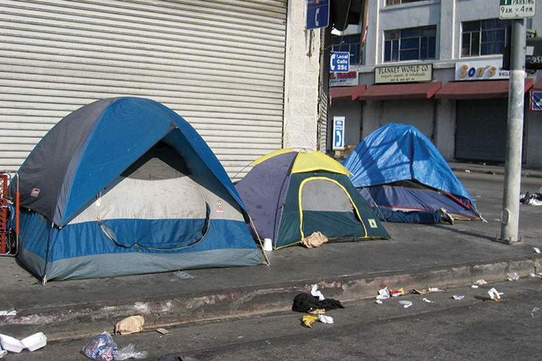 homelessness dilemma in los angeles Housing alone will not solve los angeles county's homelessness problem,   and alcohol abuse and the 13 percent with mental health issues.