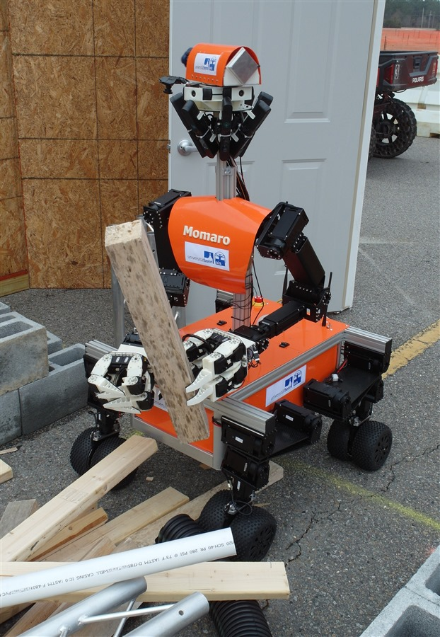Robots Used In Natural Disasters