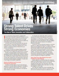 Best Strategies for Economic and Workforce Development