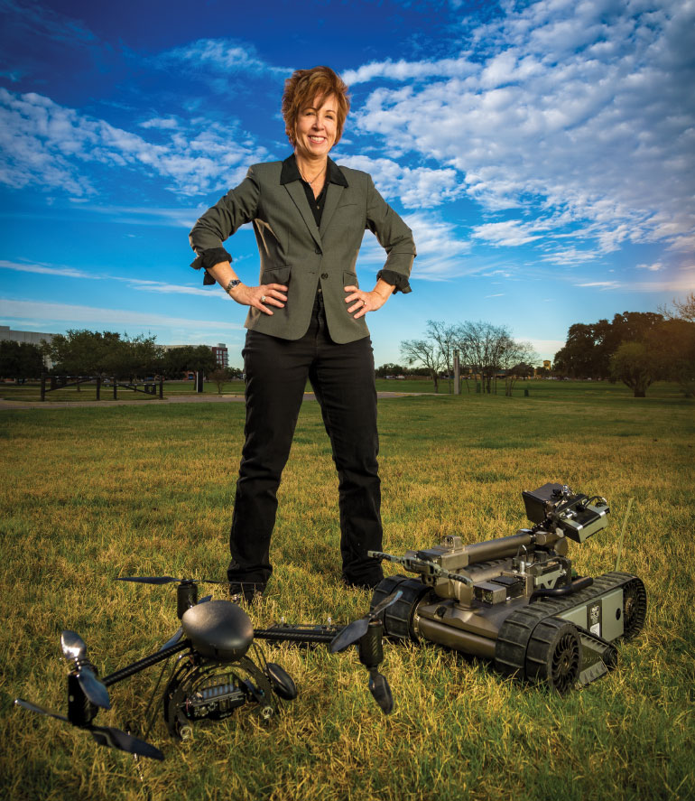 How Robots Are Changing Disaster Response And Recovery