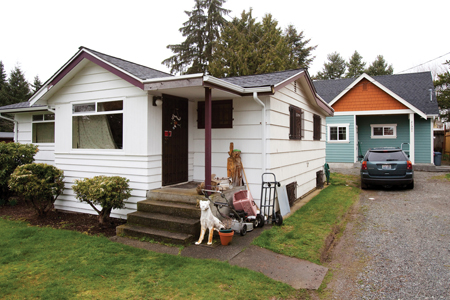Seattle Looks To Cottages For Affordable Housing