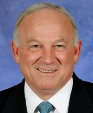 San Diego Mayor Jerry Sanders