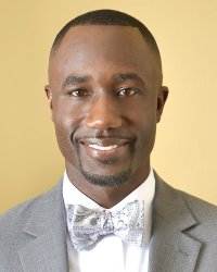 Jackson Mayor Tony Yarber