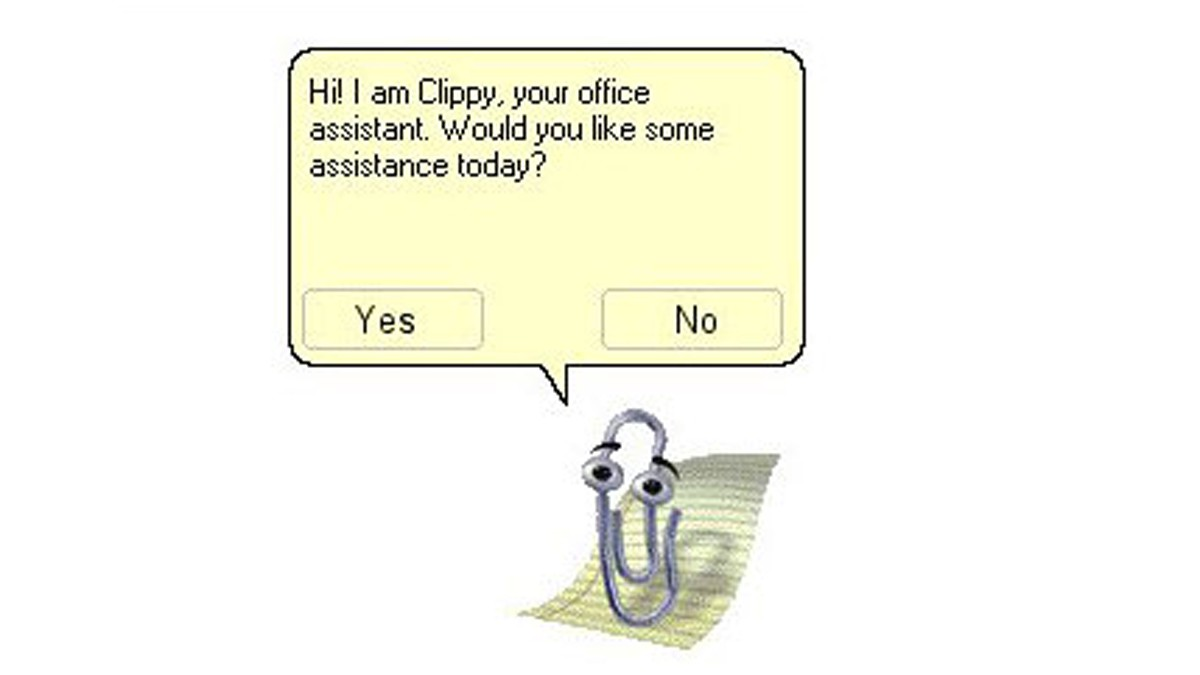 help paperclip