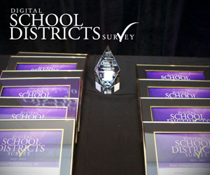 Top Digital School Districts Awards