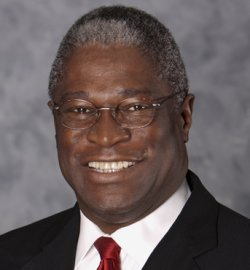 Kansas City Mayor Sylvester James