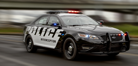 Photo Fordu0027s all-wheel-drive Police Interceptor squeezes more than 350 hp from its twin-turbo V6. & Comparing the Next Generation of Police Cars markmcfarlin.com