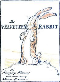 Velveteen Rabbit book cover