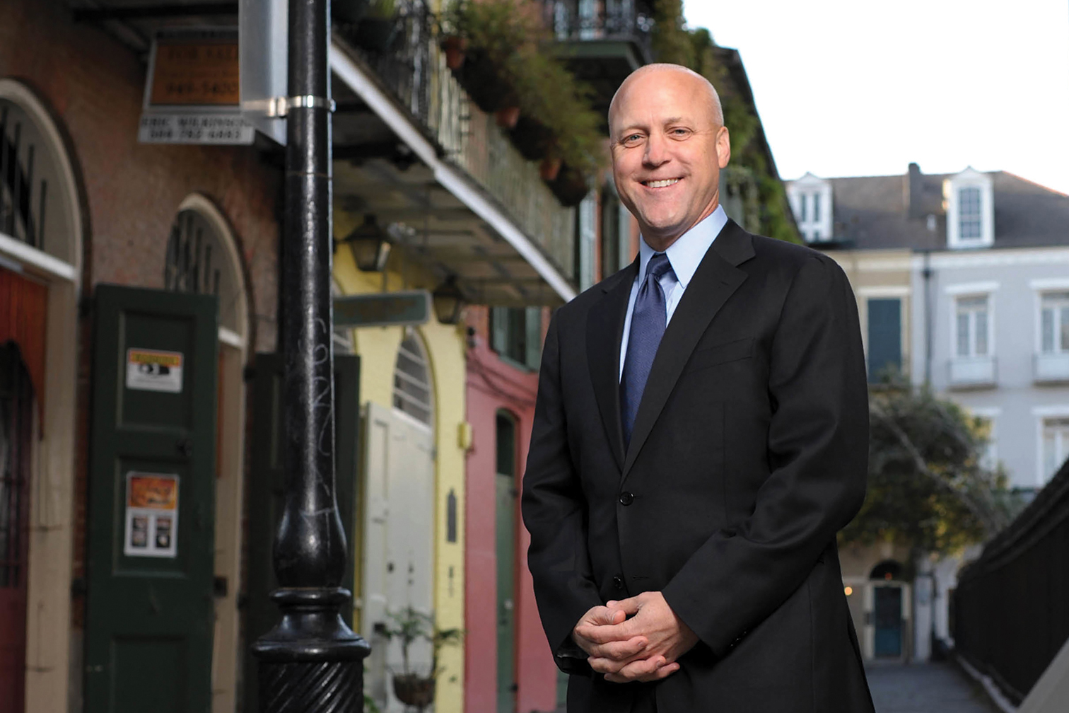 Mitch Landrieu, Former Mayor of New Orleans