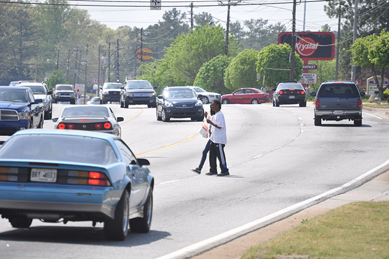 Focus Lee County >> Pedestrians Dying at Disproportionate Rates in America's ...